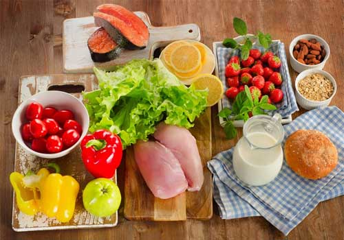 Diet Tips for  Nutrition